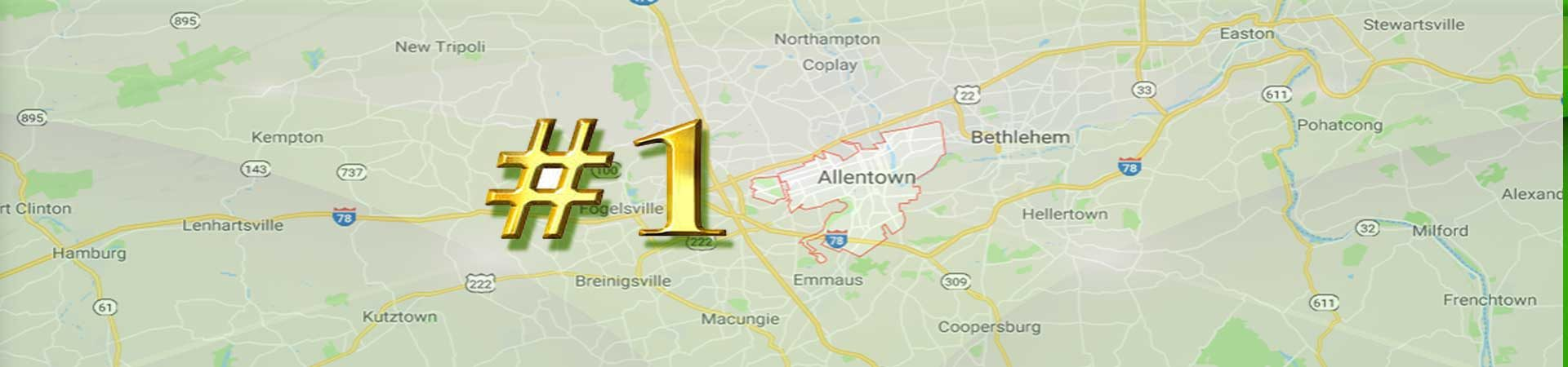 The Number One Alarm Installers in Allentown Pa